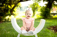 Alayna 9mo {Grow with me}