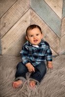 Deacon 9mo {Grow with me}
