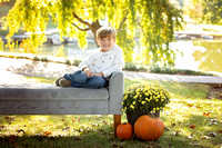 Bianco Family {Fall Mini}