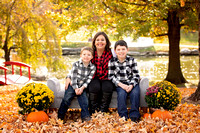 Schrock family {Fall Mini}
