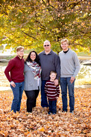 Davis Family {Fall Mini}
