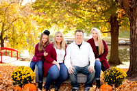 Dixon Family {Fall Mini}