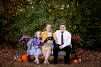 Dowdy Family Fall Mini